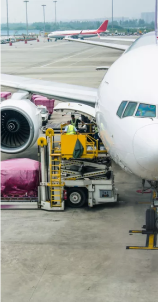 International shipping by sea and air freight