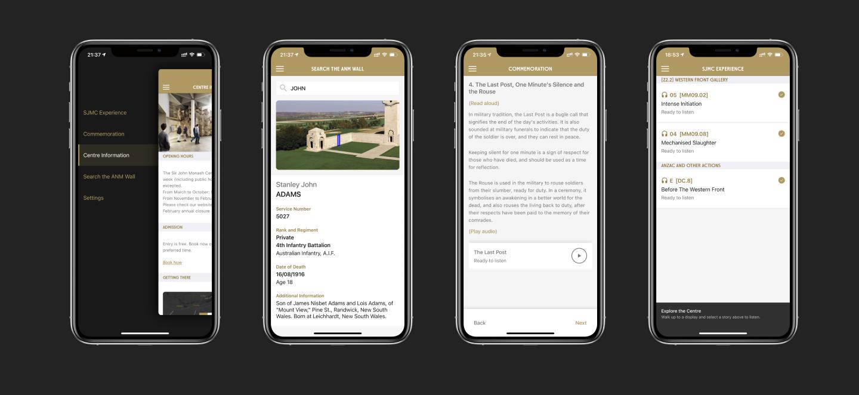 The SJMC Mobile Applications.